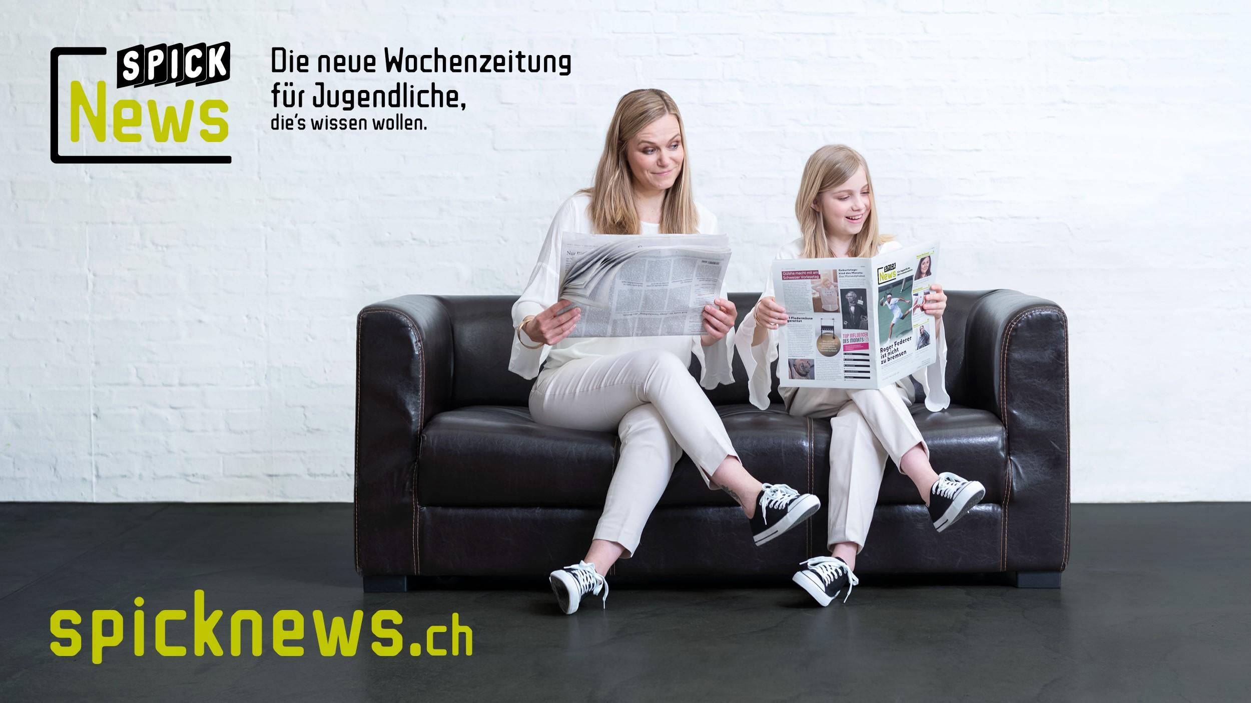 Klassensatz SPICK News
